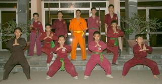 Lịch tập luyện trên các võ đường của môn phái Lạc Việt võ đạo (từ tháng 4/2015)